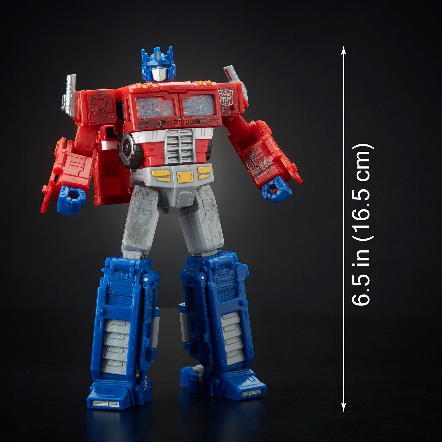 Details about  Transformers Hasbro War for Cybertron Siege Voyager Class OPTIM