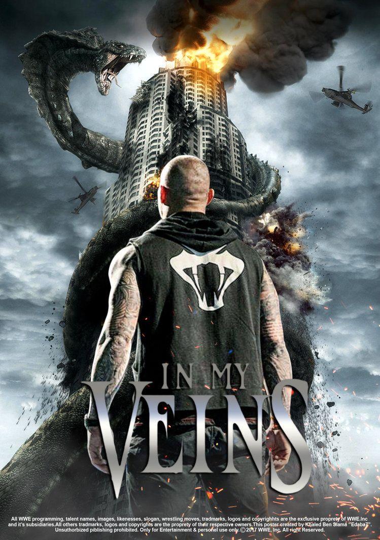 Wwe Randy Orton In My Veins 2017 Poster By Edaba7 Deviantart Com On Deviantart Randy Orton Randy Orton Wwe Wwe