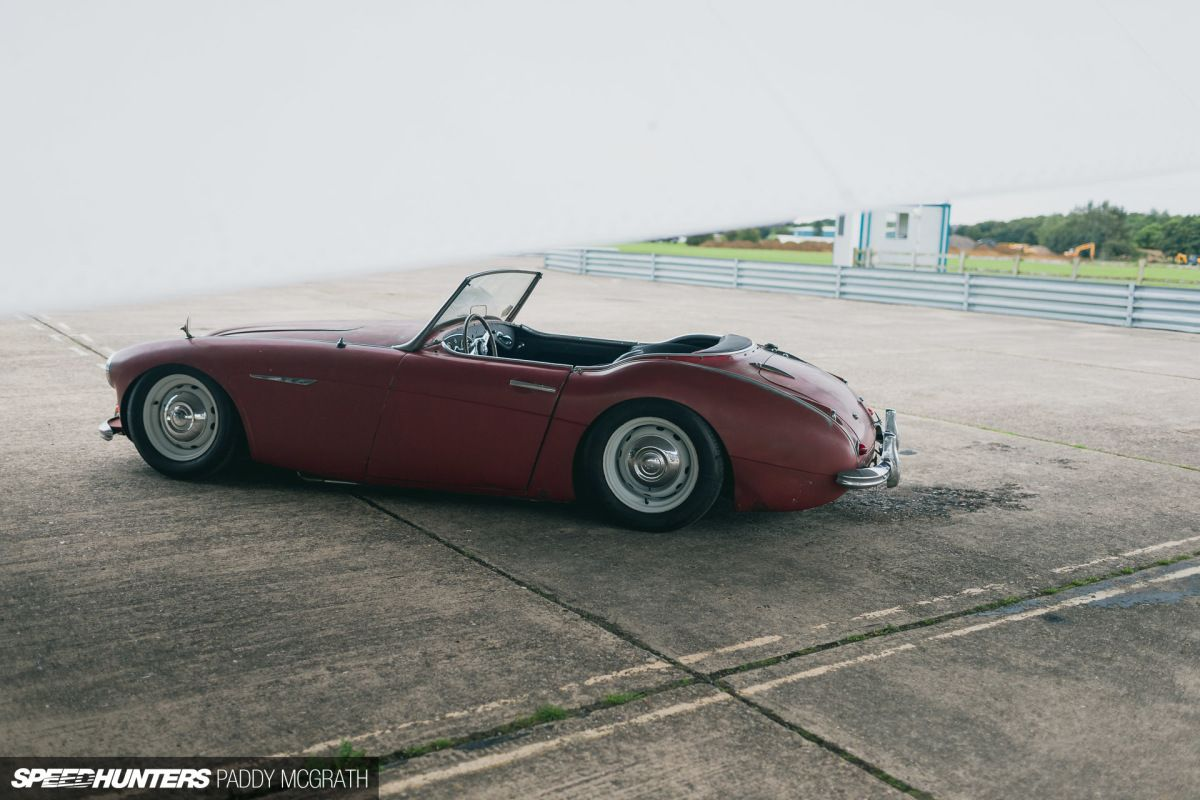 Photo of No Car Left Behind: Rescuing a '58 Austin-Healey – Speedhunters