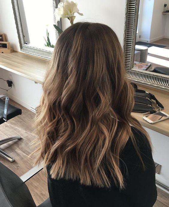 Wavy hair 392446555032046377