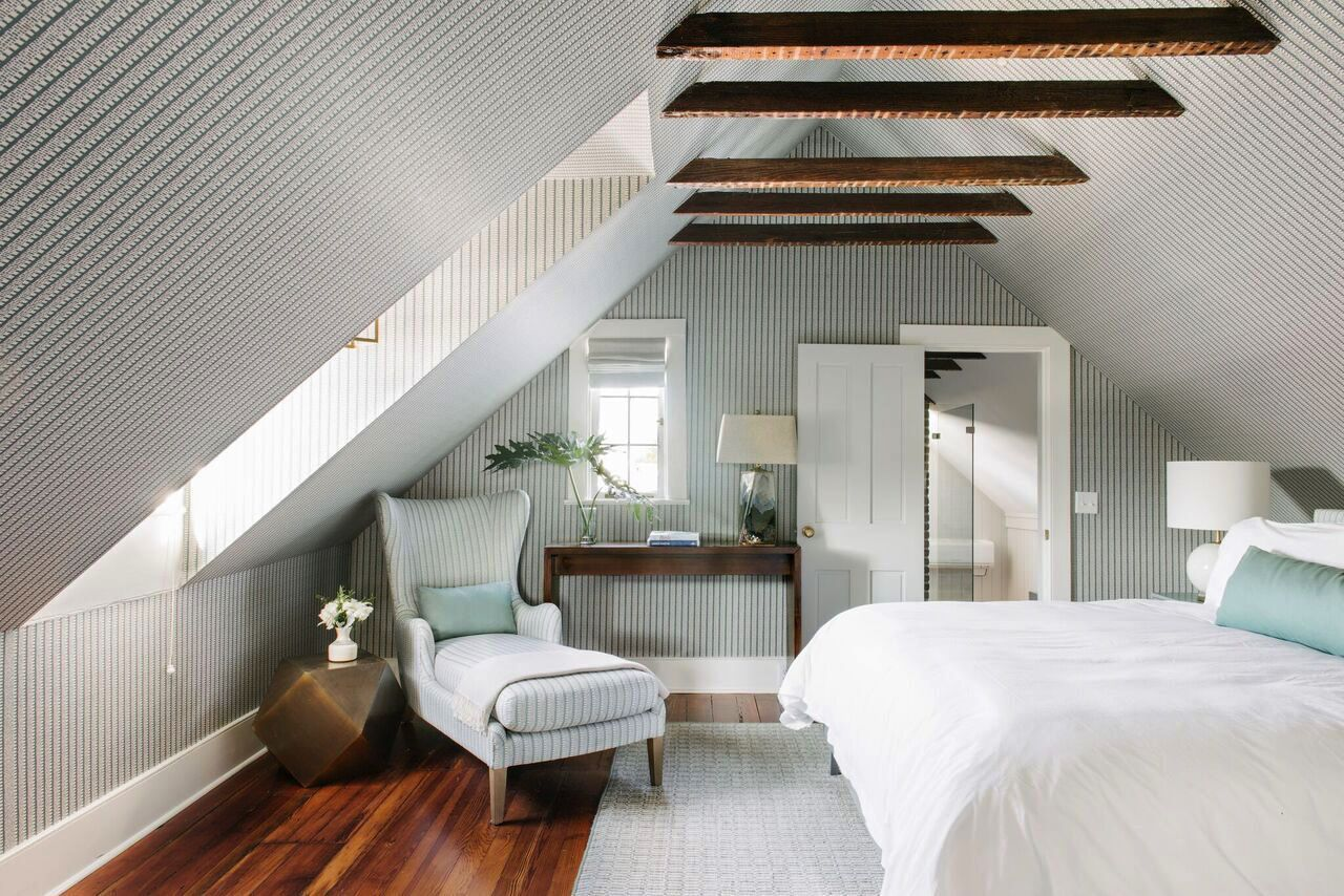 An 1860s House Becomes a Serene Escape For Charleston, SC ...