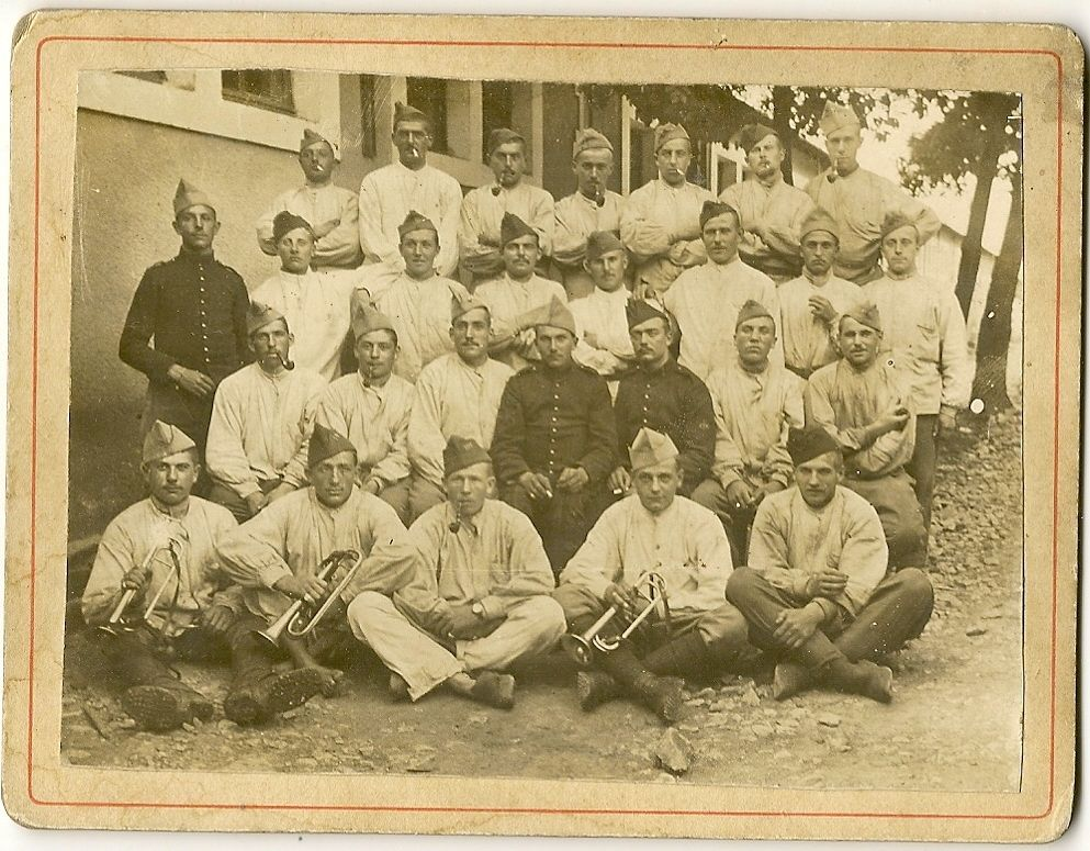 Victorian  Photograph  - SOLDIERS-  1880/90s