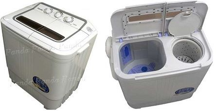 Lovely Compact Portable Washing Machine W/ Spin Dryer $185!