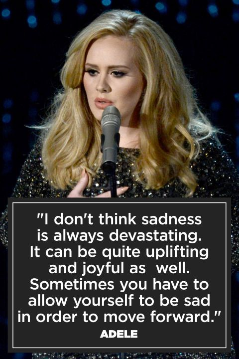 9 Adele Quotes to Live By Adele quotes, Adele, Quotes to