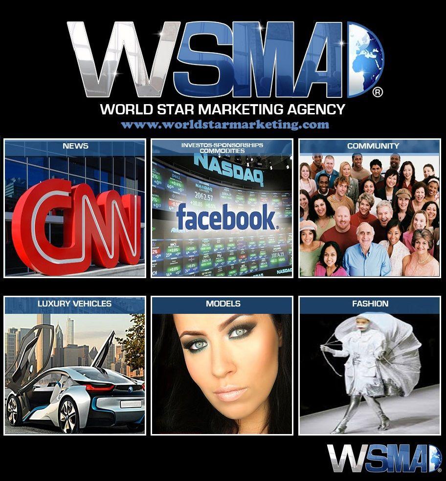 """WORLDSTAR MARKETING AGENCY"".... We specialize in"