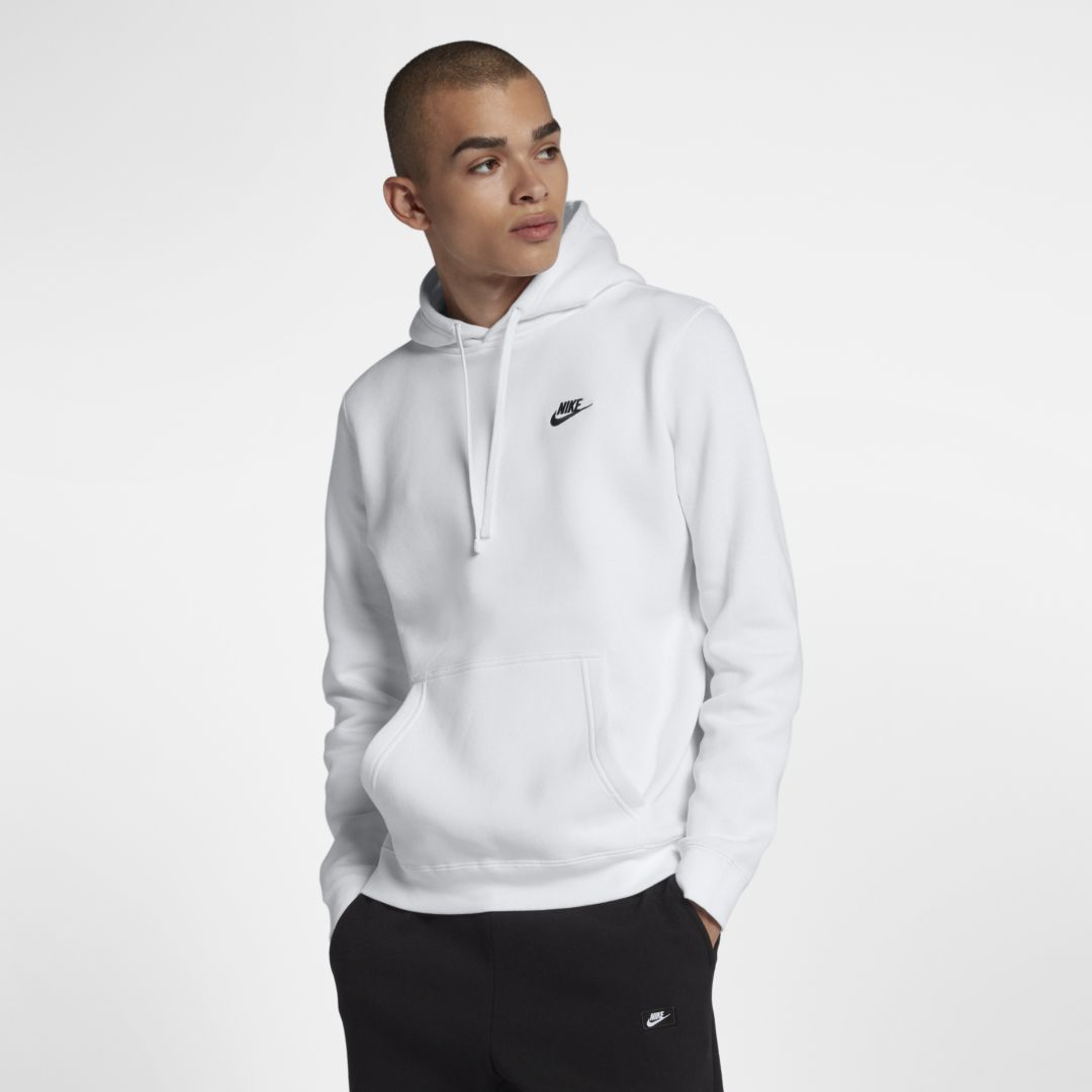 34387416046 Sportswear Club Fleece Pullover Hoodie in 2019 | Products | Nike ...