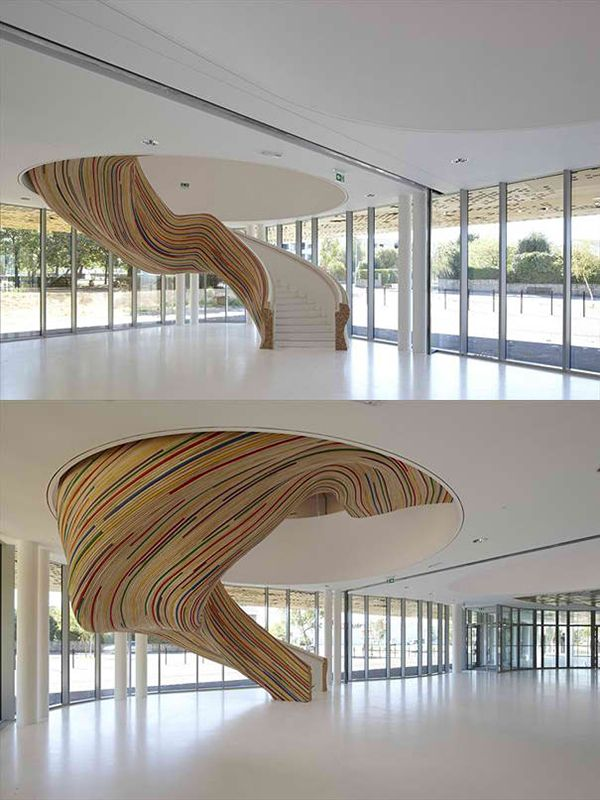 Best 20 Amazingly Creative Staircase Designs To Make Climbing Less Boring Staircase Design House 400 x 300