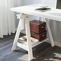Tableros De Escritorio Ikea.Tienda De Muebles Decoracion Y Todo Para Tu Hogar Work Mesas De