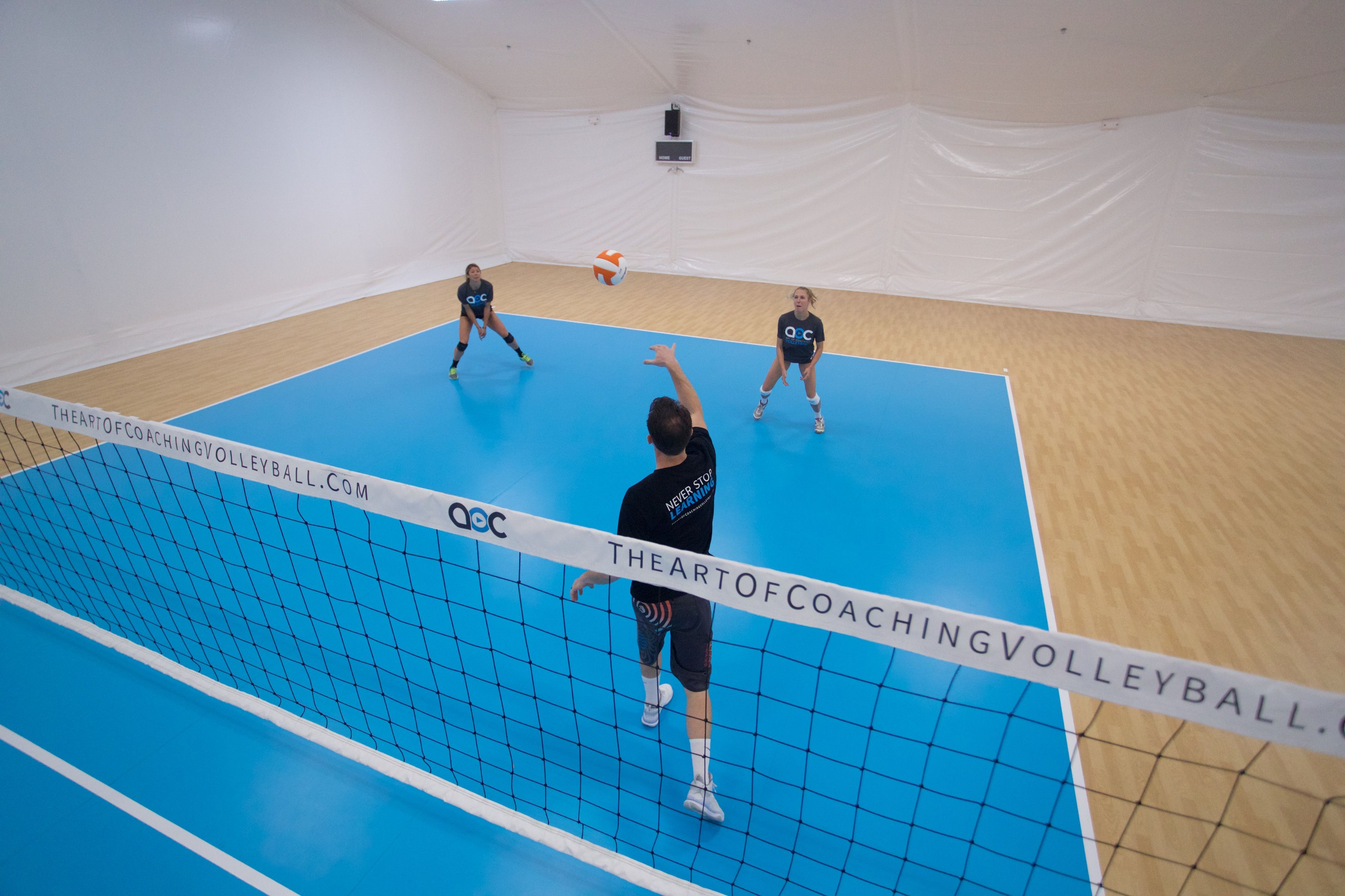 Custom Top Net Tape For The Art Of Coaching Volleyball Outdoor Volleyball Net Coaching Volleyball Volleyball Net