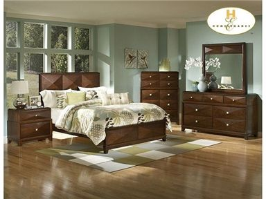Shop For Homelegance Queen Bed 1465c 1 And Other Bedroom Beds At