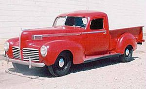 1940 Hudson Pickup Trucks Google Search