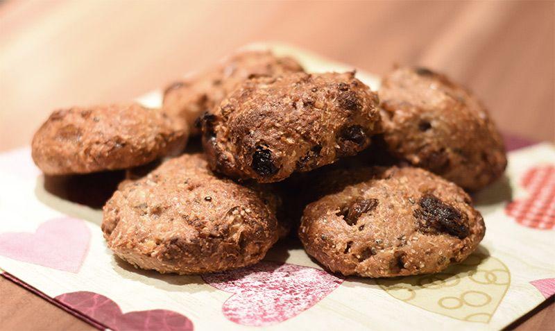 kekse zuckerfrei