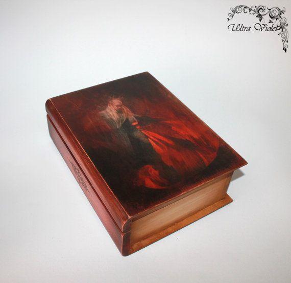 BuchschatulleBuchschachtel Buch Box Thranduil Herr von UltroViolet