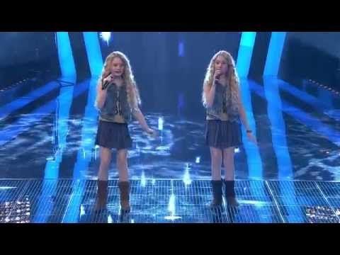 The Voice Kids Turkey Twins Cagla Doga Price Tag 23 06 2014 The Voice Leyla Tanlar Youtube