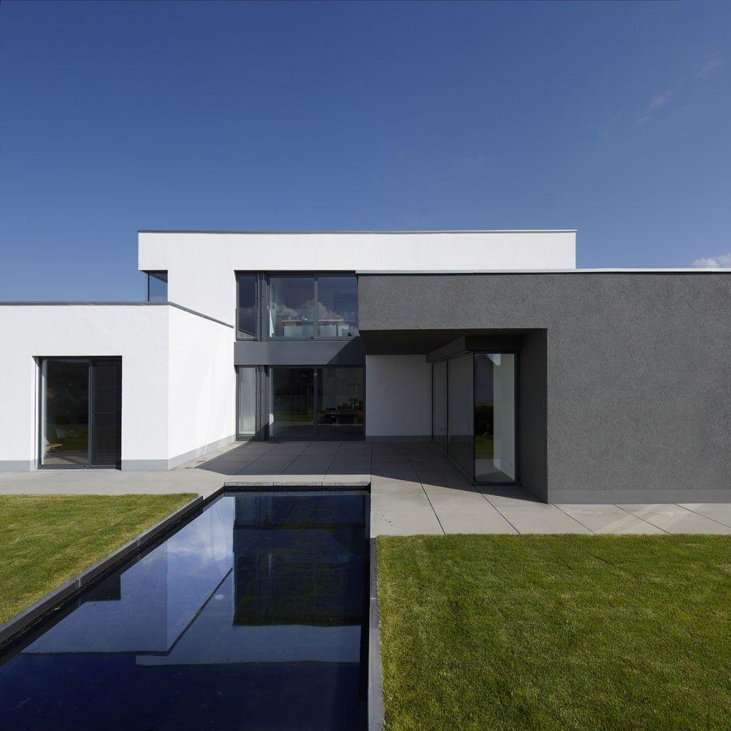 haus w fachwerk4 architekten bda haus pinterest moderne villa architekten und villa. Black Bedroom Furniture Sets. Home Design Ideas