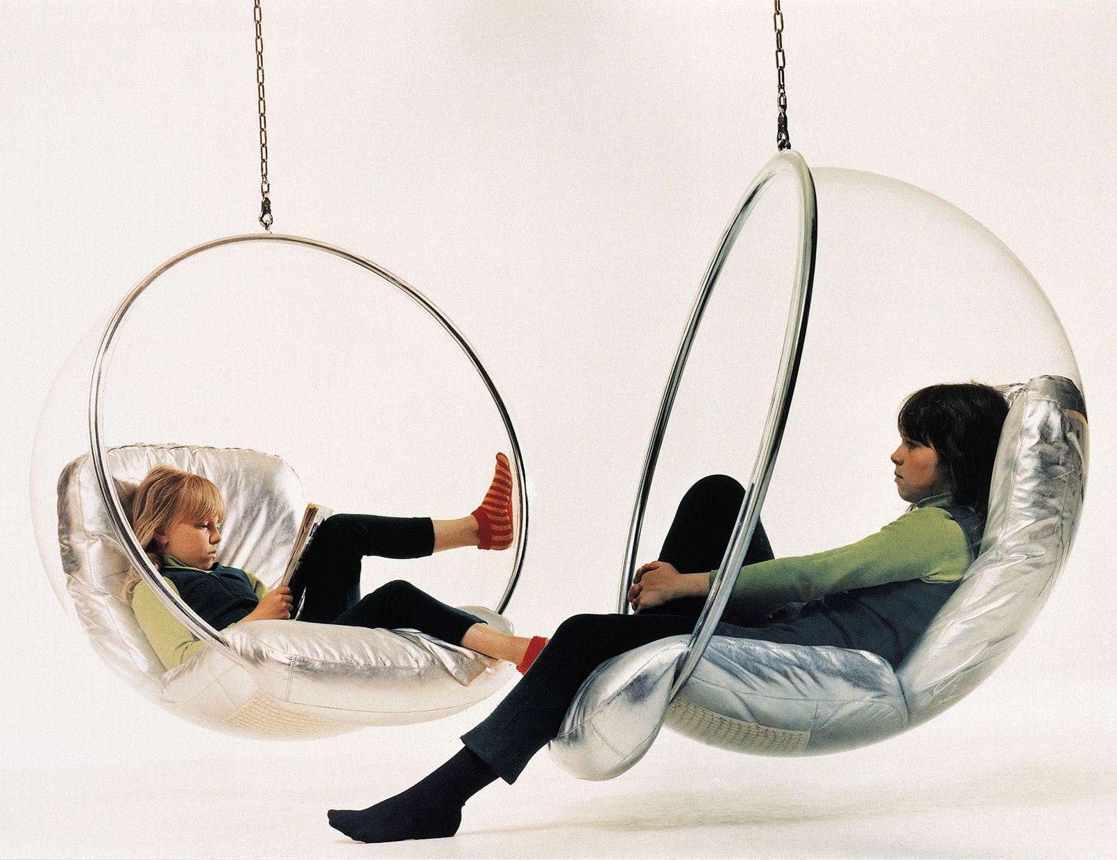 fauteuil bubble chair suspendre confort sillas. Black Bedroom Furniture Sets. Home Design Ideas