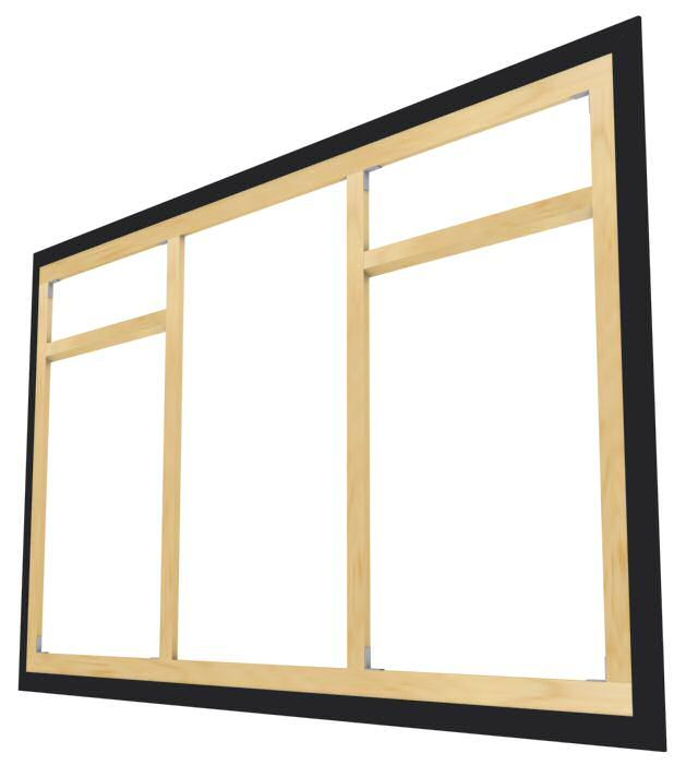 Slick Frame-in-a-frame Screen Design