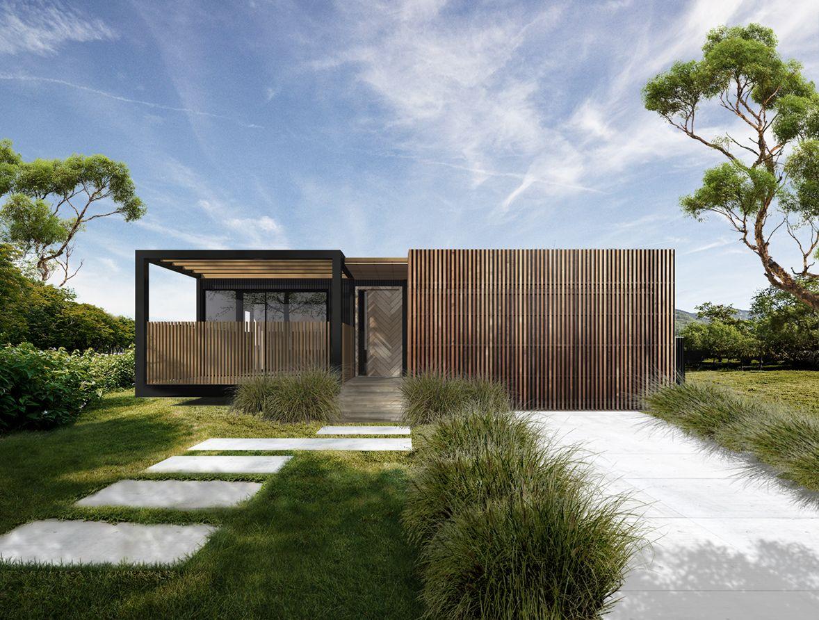 A Beginner S Guide To Modular Homes Modern Modular Homes Modern Prefab Homes Modular Home Designs