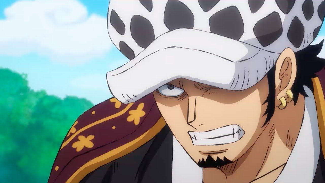 Wano explore wano on deviantart. Law in Land of Wano   One Piece (Official Clip ...