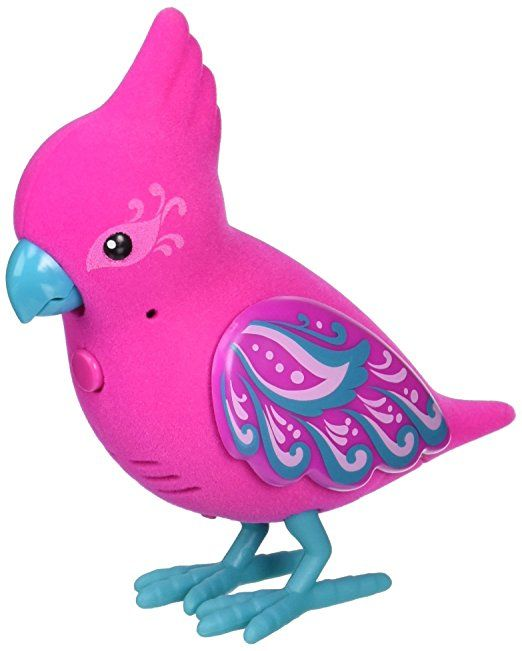 Little Live Pets Bird Disco Daisy Toys