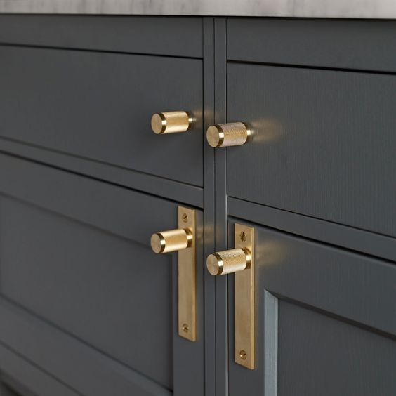 Flower Bouquet Ritual Kitchen Door Handles Cabinetry Hardware Furniture Handles