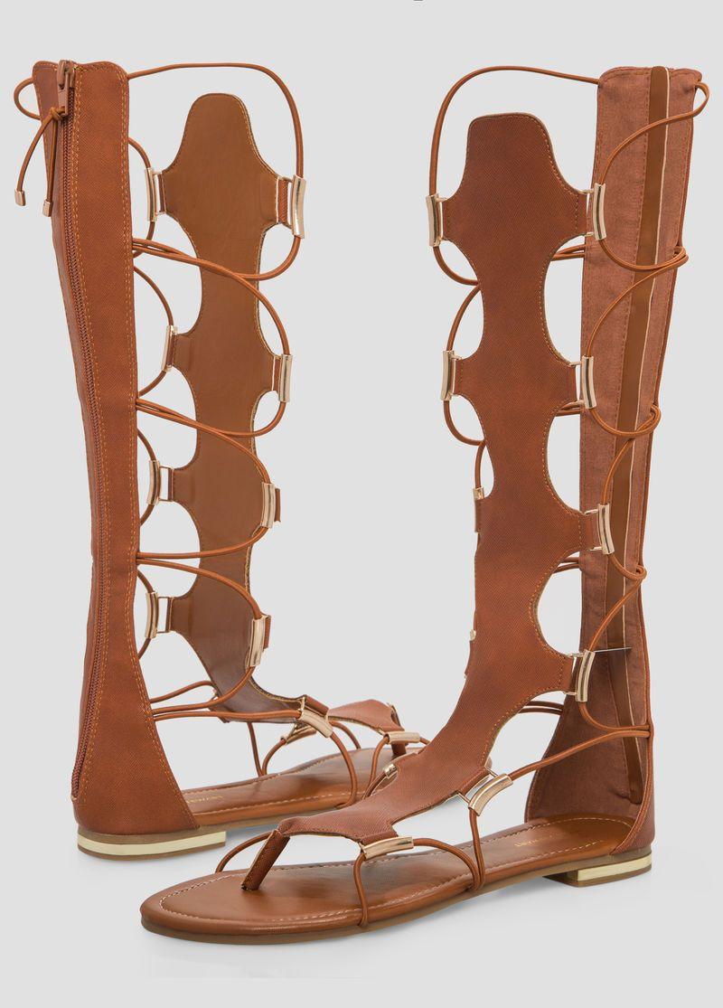 8c0a519cb5f Tall Gladiator Sandal - Wide Width Tall Gladiator Sandal - Wide Width