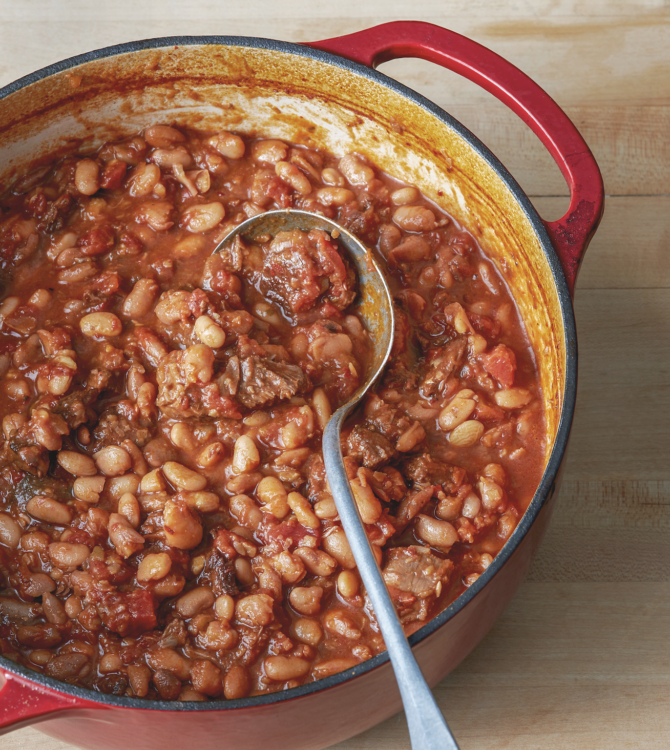Slow-Simmered Beef Chili — Mark Bittman