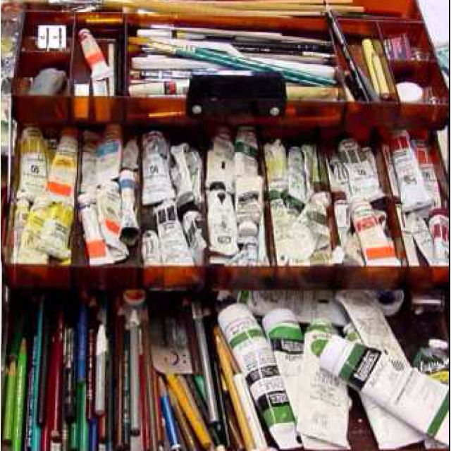 Art Supplies Art Storage Art Materials
