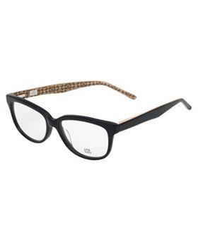 18680992c44b Orla Kiely VOK001 Black Womens Glasses - Boots   Ladies Glasses ...