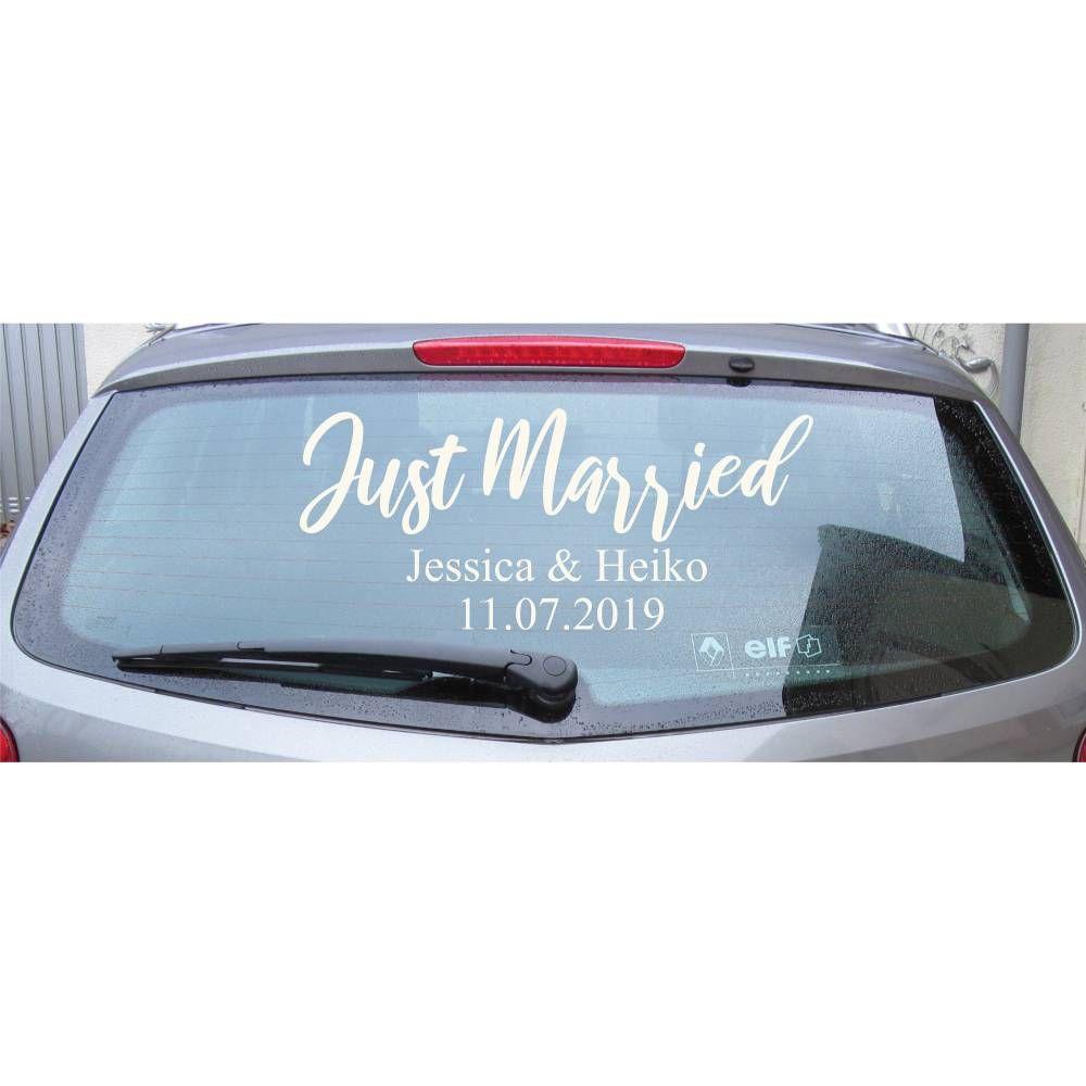 Just Married 05 Autotattoo In Wunschfarbe Hochzeitsaufkleber Hochzeitsdeko Hochzeitsdekoratio Hochzeit Aufkleber Hochzeitsaufkleber Hochzeitsdekoration