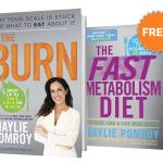 Limited Offer: Buy The Burn, Get The Fast Metabolism Diet Free