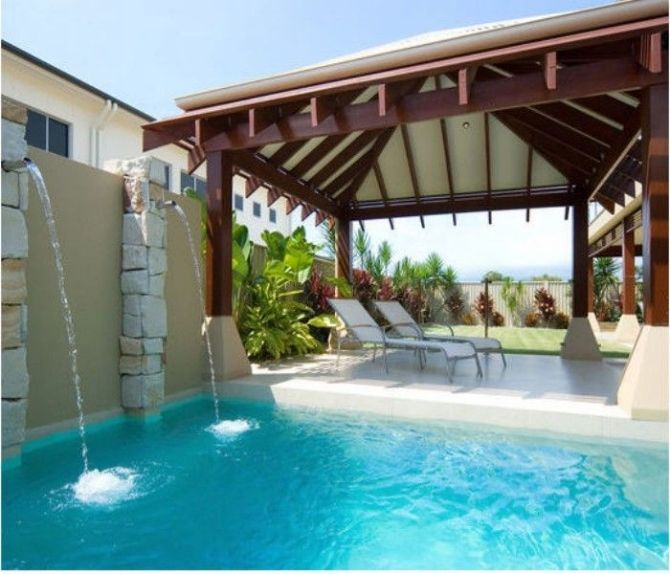 Have You Ever Thought of Pool Pergola? | Pergolas