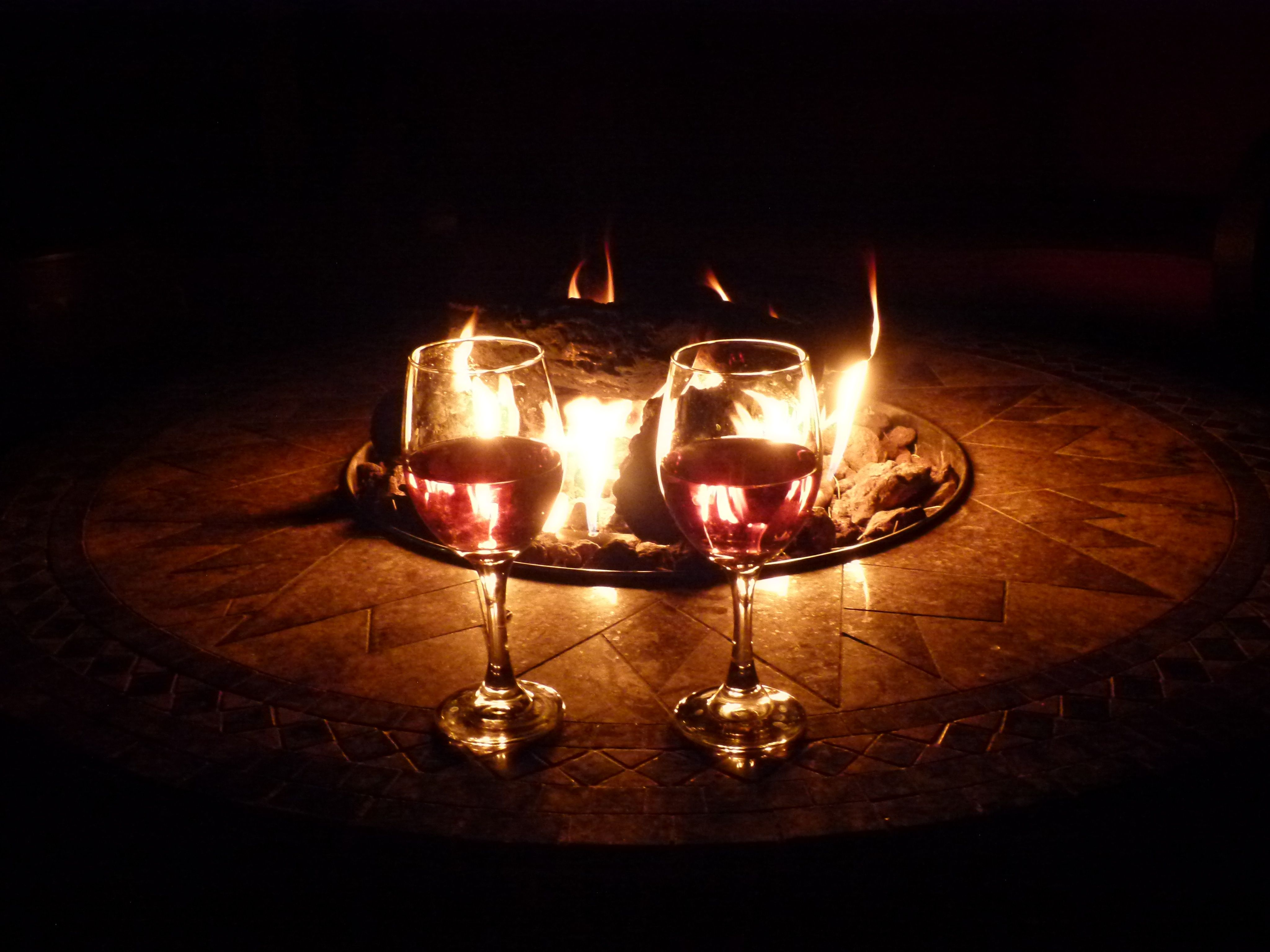 Cosy romantic night. | Hopeless Romantic - Romantic things ...