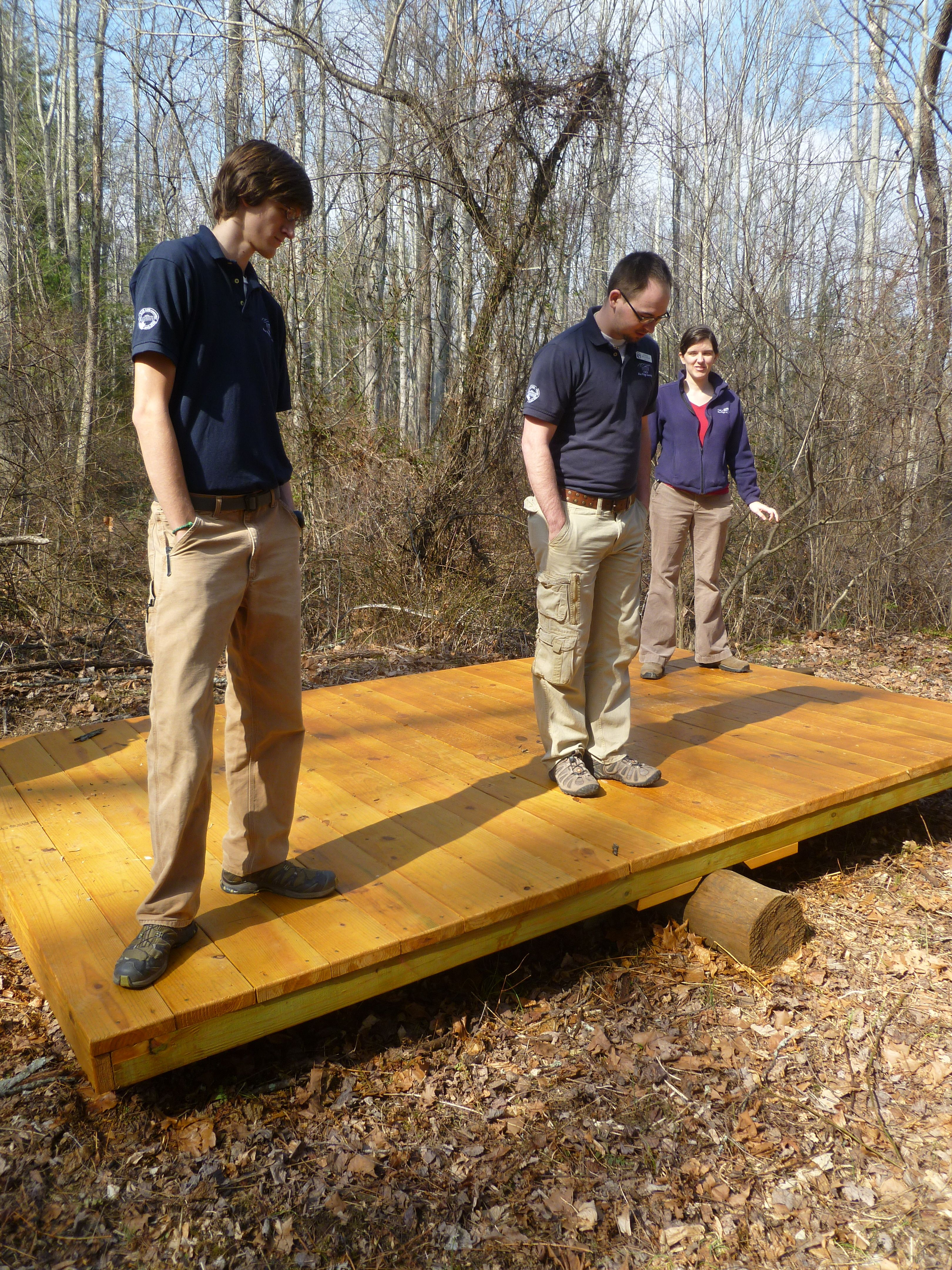 new low ropes course around the mountain pinterest camping