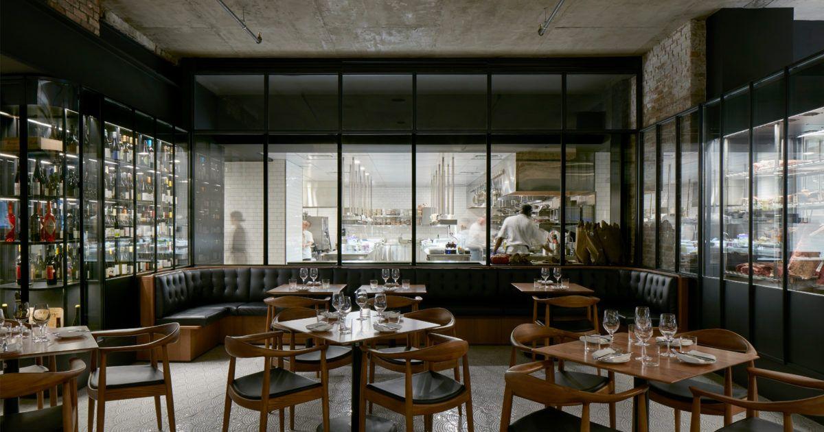 10 Of The Best Montreal Restaurants For Design Lovers Restaurant Interior Design Cafe Interior Vintage Cafe Interior