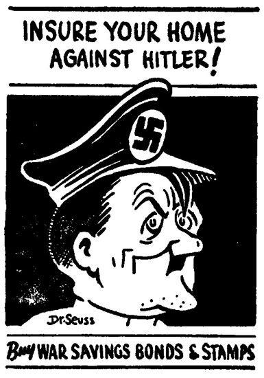 Dr. Seuss -- U.S. War Bonds
