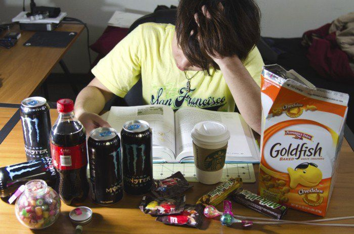 A College Student's Thoughts the First Week of Class vs. the Fourth Week of Class | Surviving College
