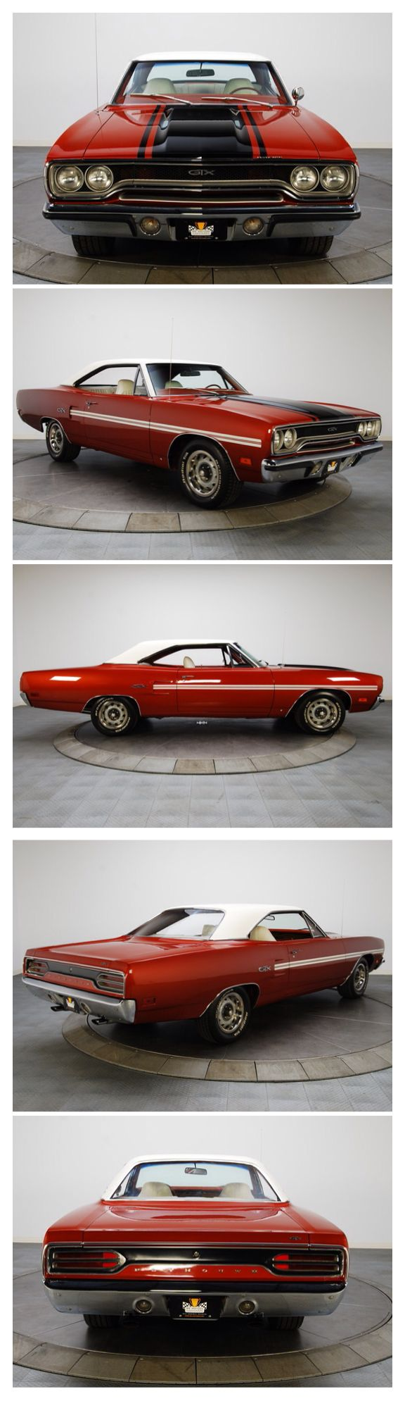 1970 Plymouth GTX 440We have 3 point seat belts available for 1968-1971 Plymouth…