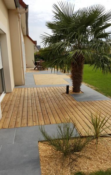 Conception terrasse Plekan Paysage Extérieur  terrasses