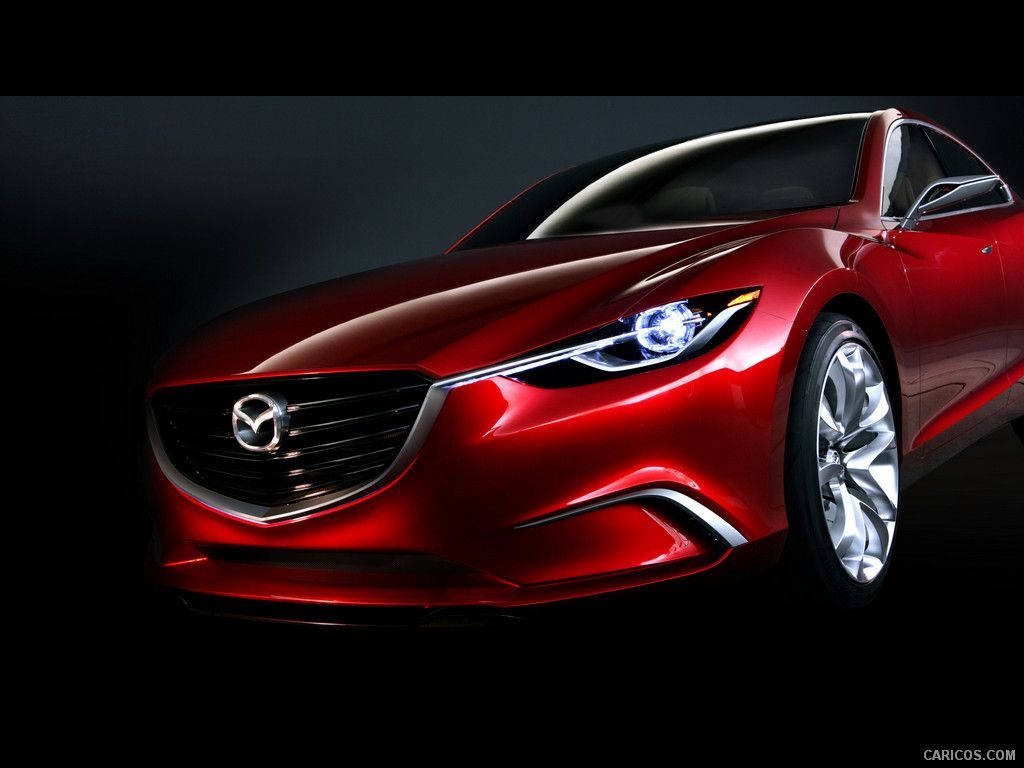 Mazda Takeri Concept Front 100 Of 109 Mazda Mazda 6 Latest Cars
