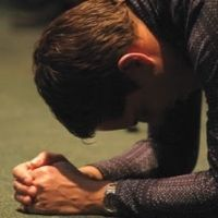 Orar cuando uno se siente pecador