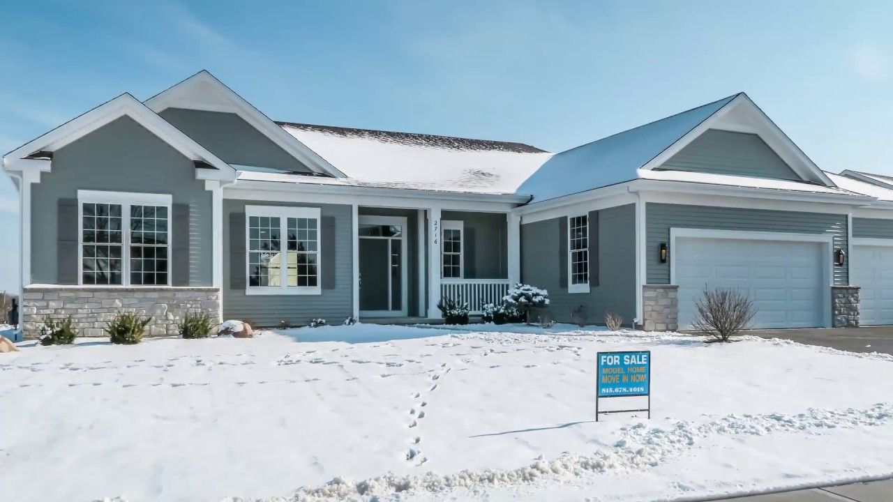 New Ranch House Plan The Harrison By Klm Builders Ranch House Plans Craftsman House Plans Ranch Style Homes