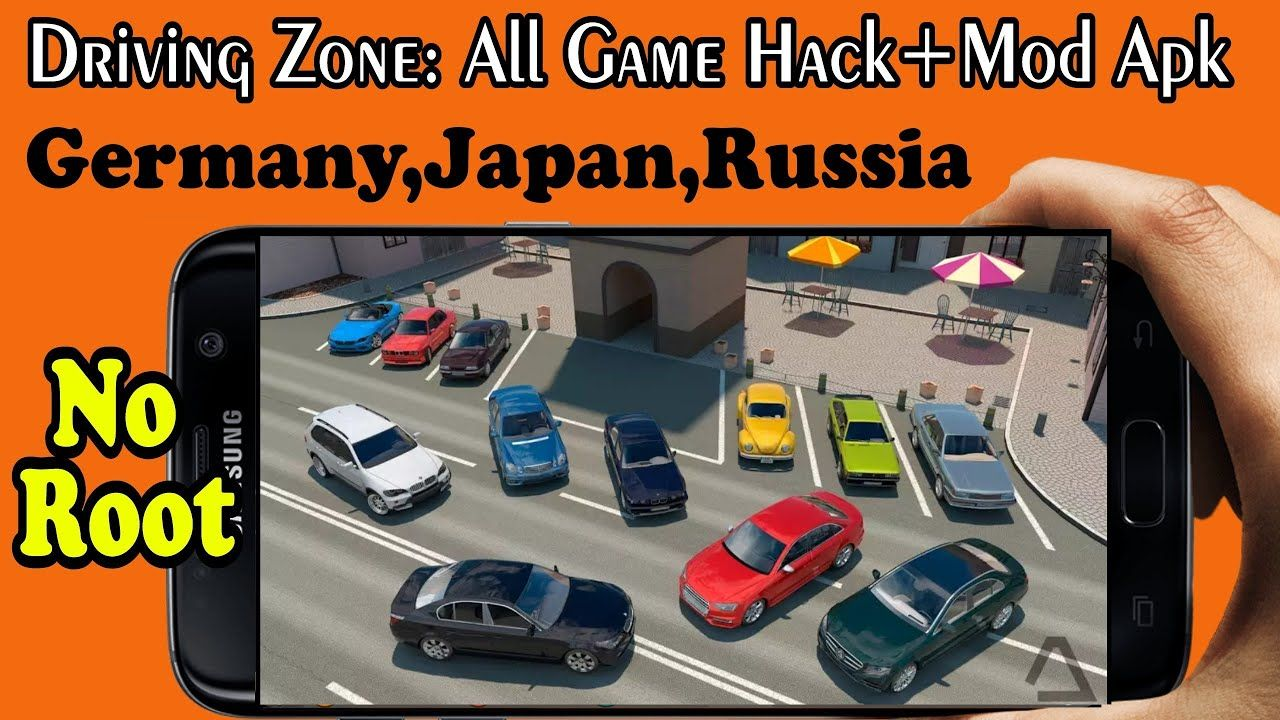 Driving Zone Russia Mod Apk Android Driving Mod Russia
