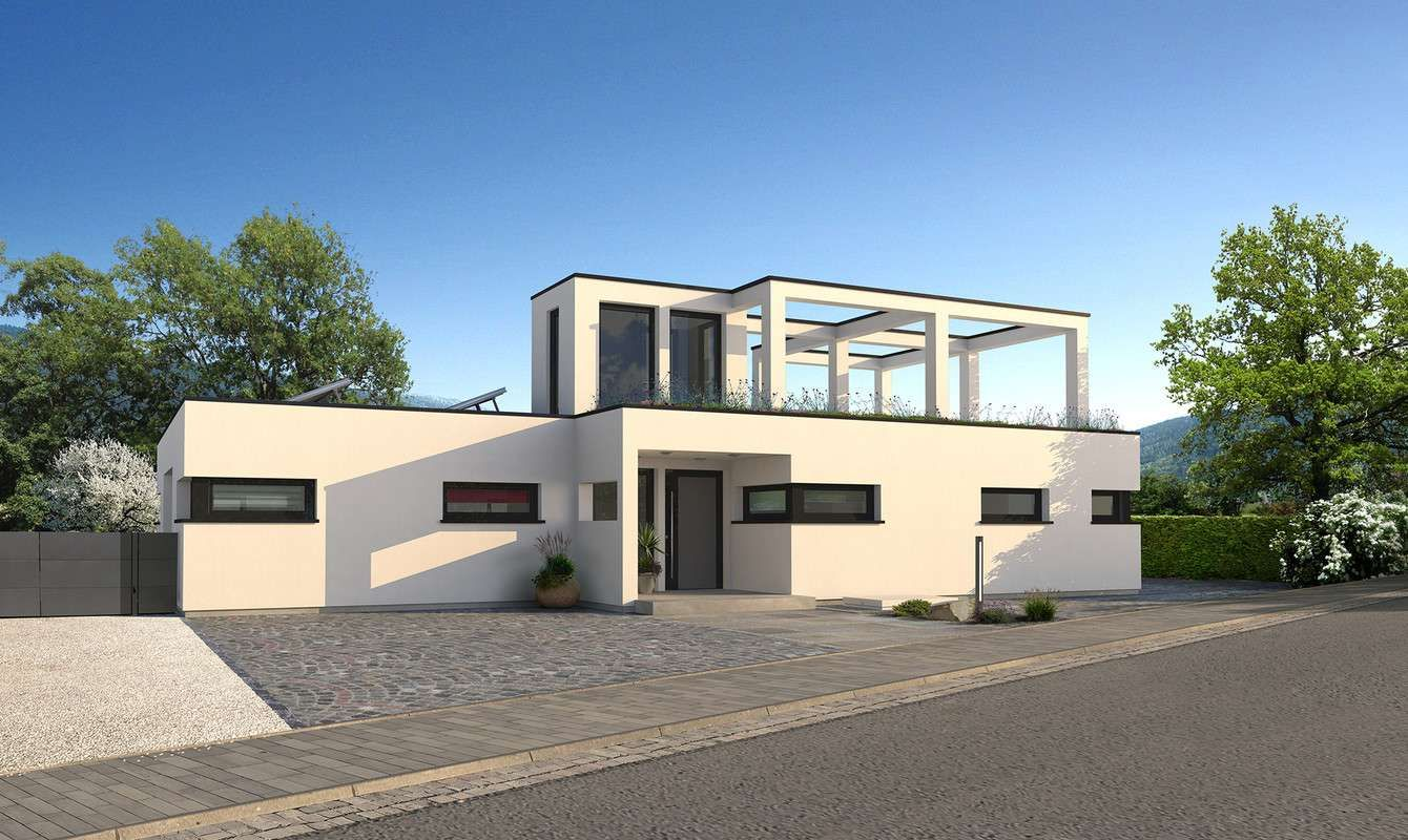 Willkommen zu hause design bilder streif haus günzburg  fertighauswelt günzburg  pinterest