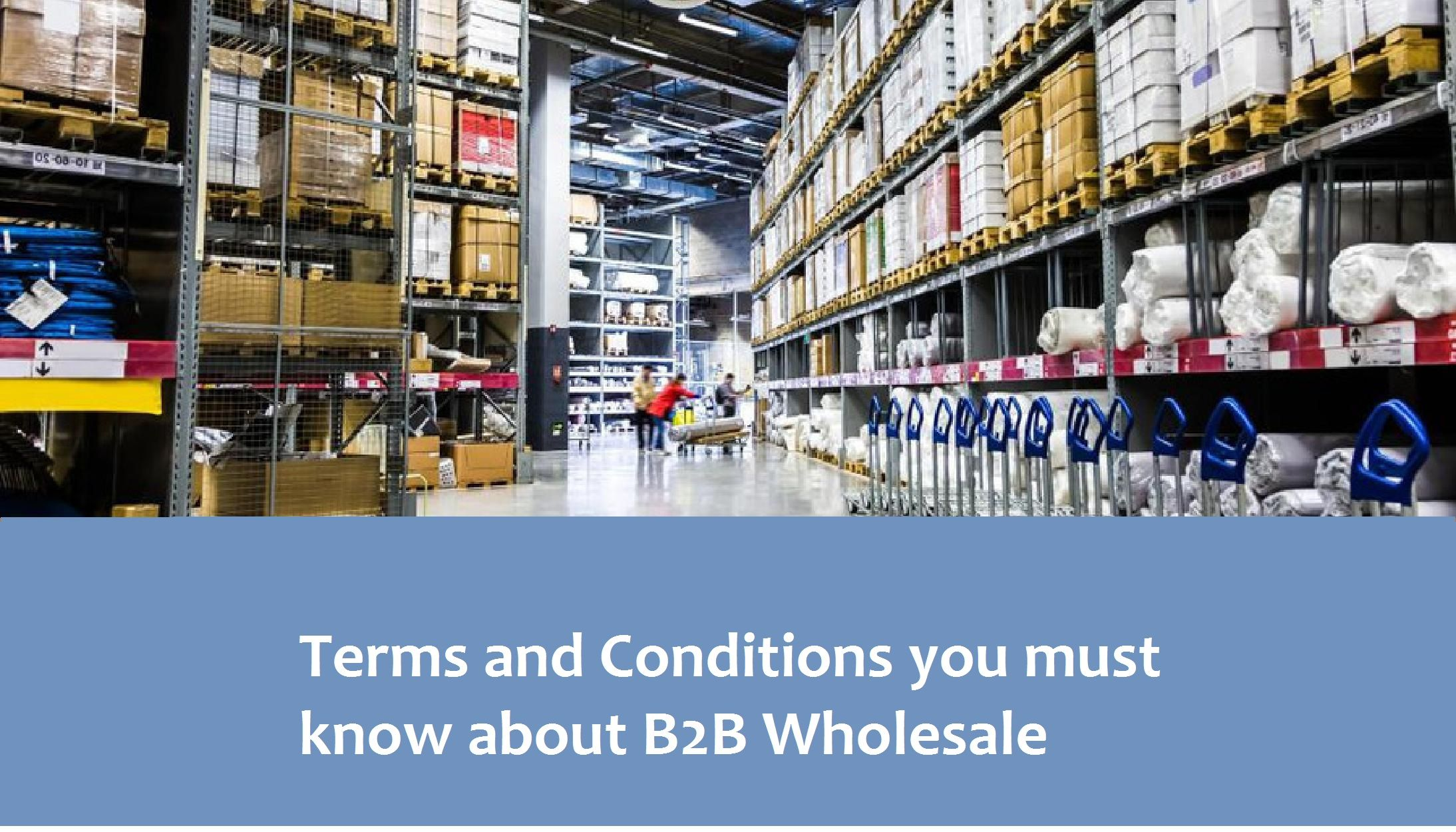 Terms And Conditions You Must Know About B2b Wholesale Wholesale Inventory Management Software Conditioner