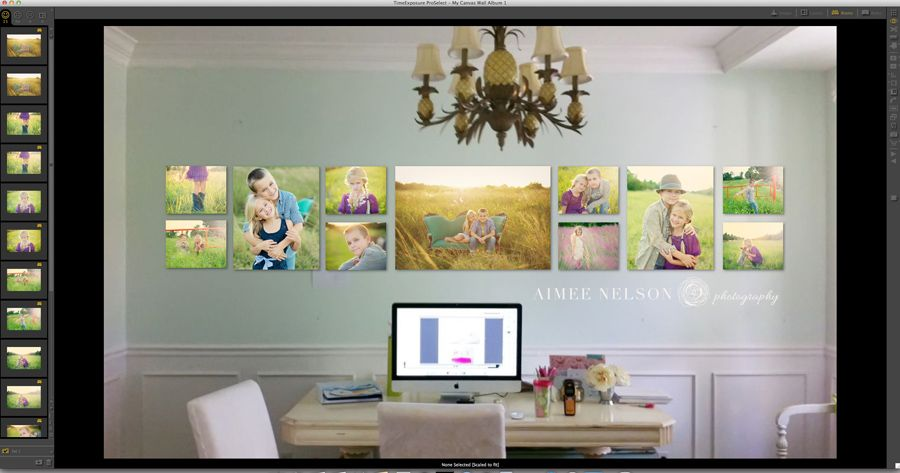 Family Photo Wall Collage Ideas Canvas Wall Collage