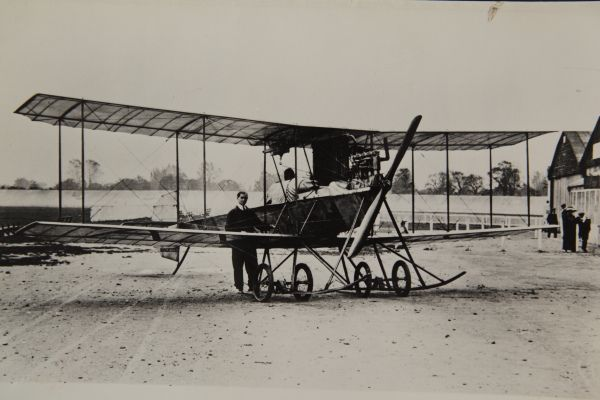 November 18, 1911: First British seaplane to leave the water, and the first seaplane to take off from British waters, an Avro Type D, the first of six of the type, piloted by Royal Navy Commander Oliver Schwann, lifts off from Cavendish Dock, Barrow-in-Furness, England briefly, falls back into the water and is damaged. His lack of training betrayed him, and the first take-off was not followed by the first successful landing. The Avro will be repaired.