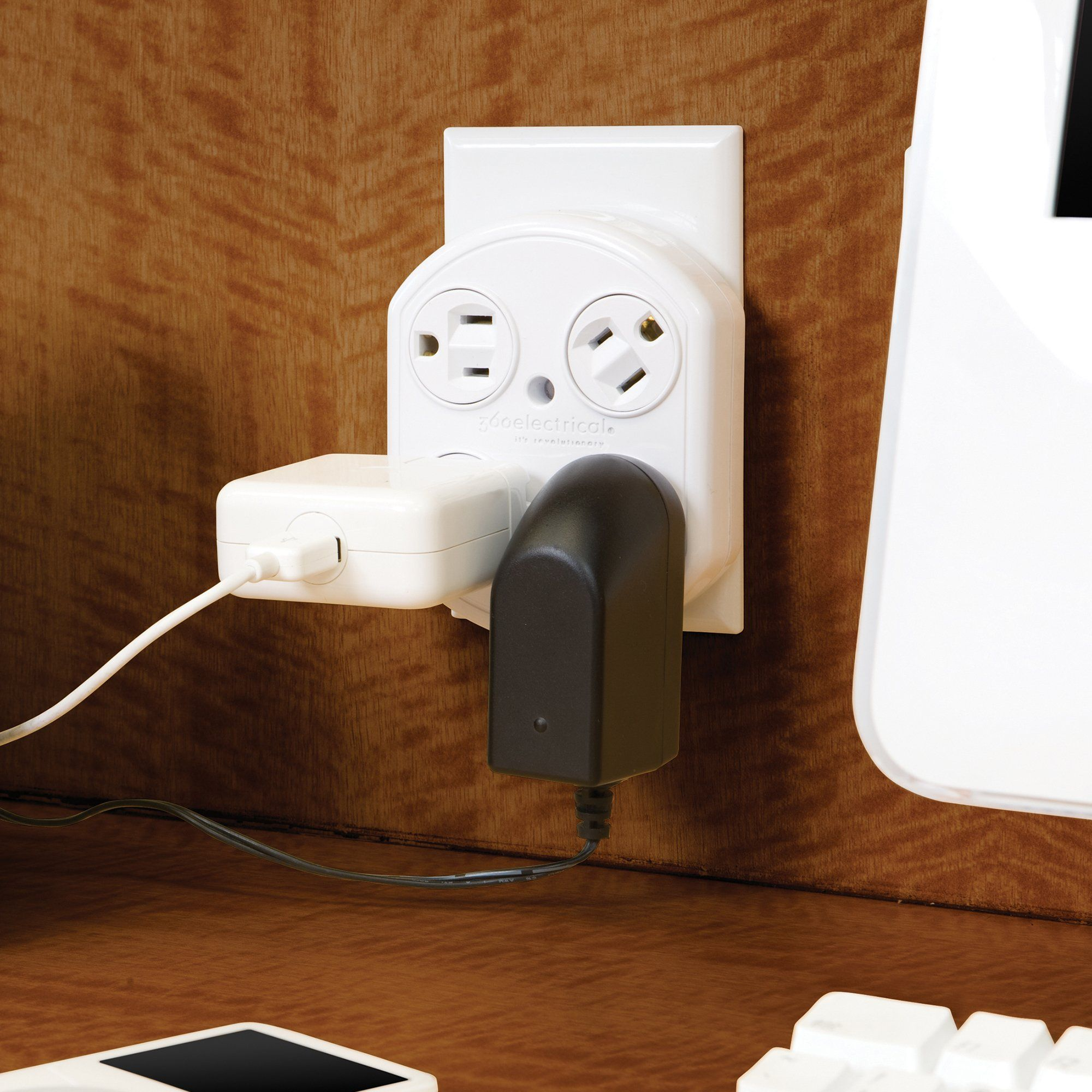 Rotating Surge Protector Surge Protector Fancy Stuff To Buy