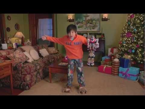 old navy commercial twas the jordan knight before christmas sean lew - Old Navy Christmas Commercial