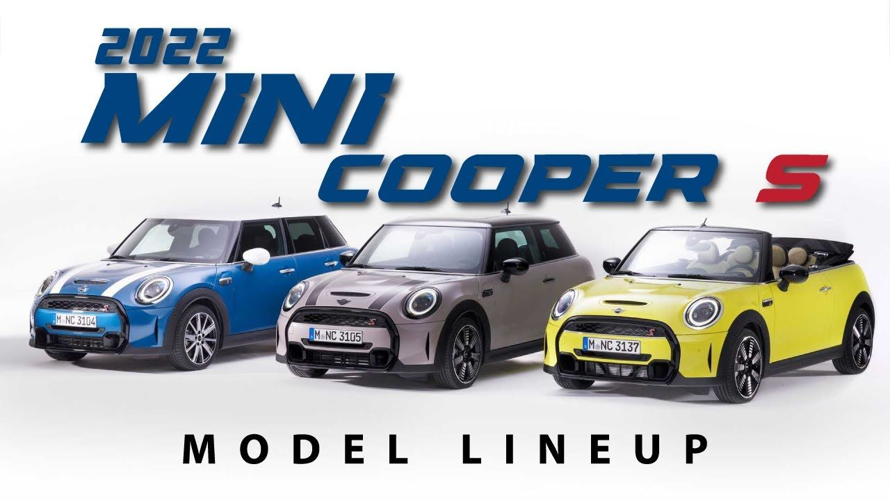 2022 Mini Cooper S Gets Googly Eye Headlights And A Multi Tone Roof In 2021 Mini Cooper S Mini Cooper Mini